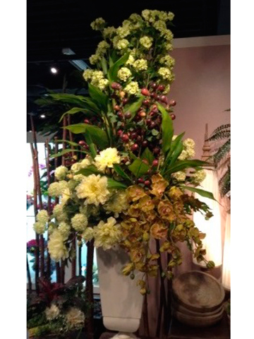 Quality silk plants blog elegant artificial flower arrangements for saturday october 24 2015 mightylinksfo