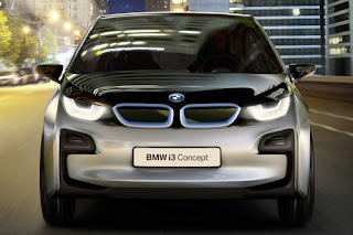 Pictures and Review 2014 BMW i3