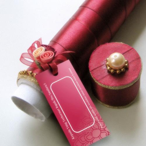 ... membuat kartu undangan pernikahan design cantik cara membuat kartu