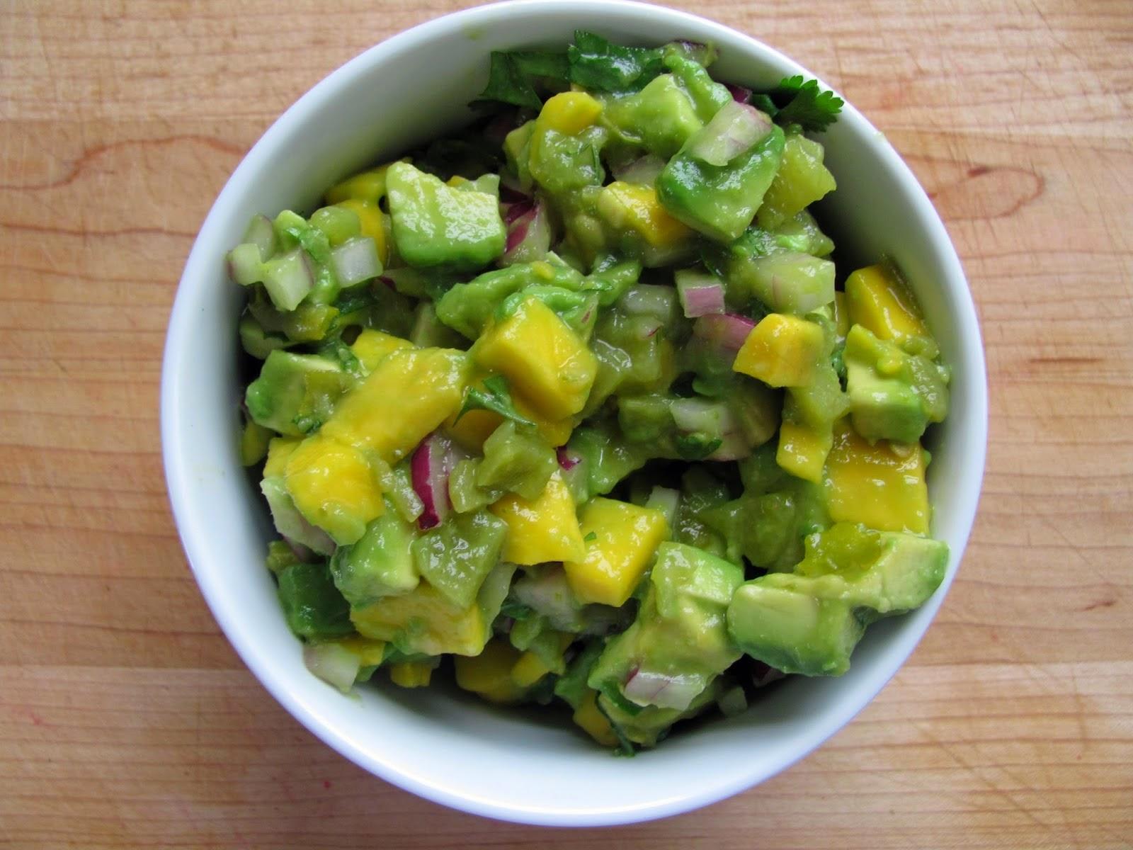 Hi-Line Healthy: Avocado Mango Salsa