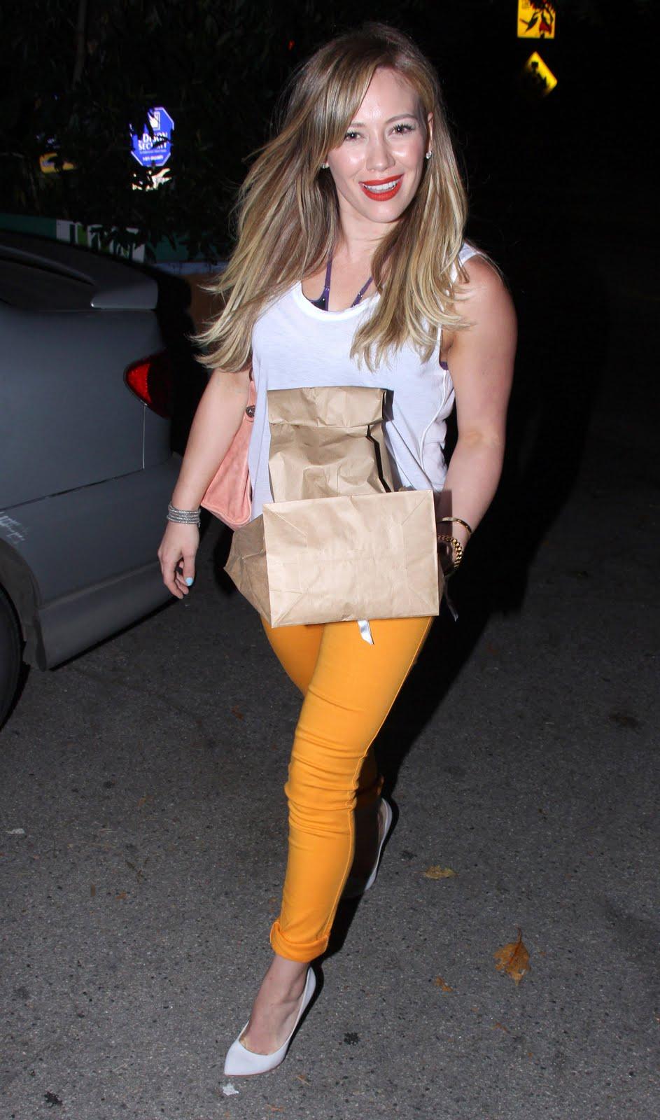 Hilary Duff Ugly