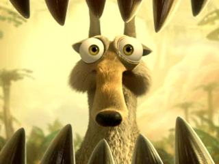 The baby dinosaurs in Ice Age: Dawn of the Dinosaurs 2009 animatefilmreviews.filminspector.com