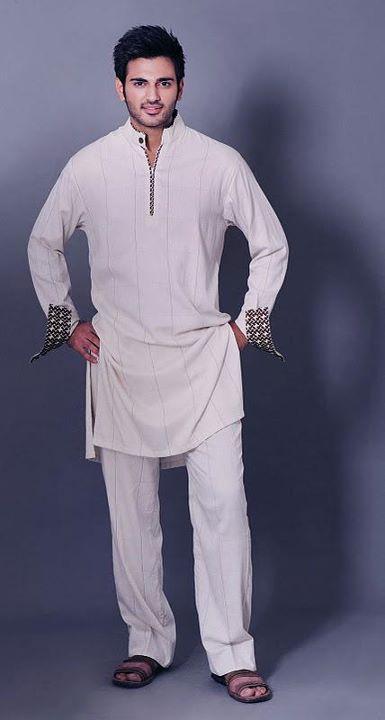 Nishat Naqash Men Collection 2012 Emroidered Formal Mens