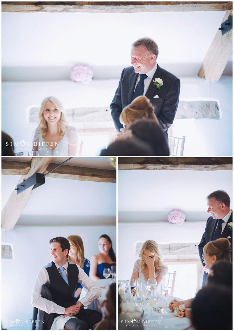 Pennard House wedding father of bride speech