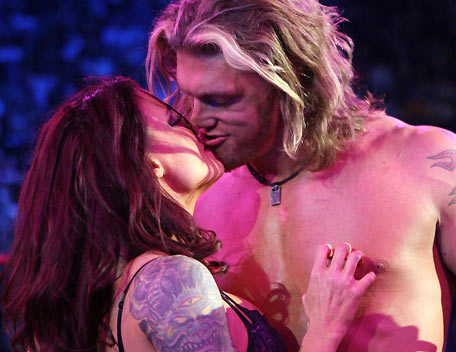 Wwe Lita And Trish Kiss