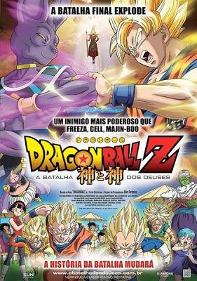 Baixar Dragon Ball Z: A Batalha dos Deuses BDRip Dual Audio Download Grátis