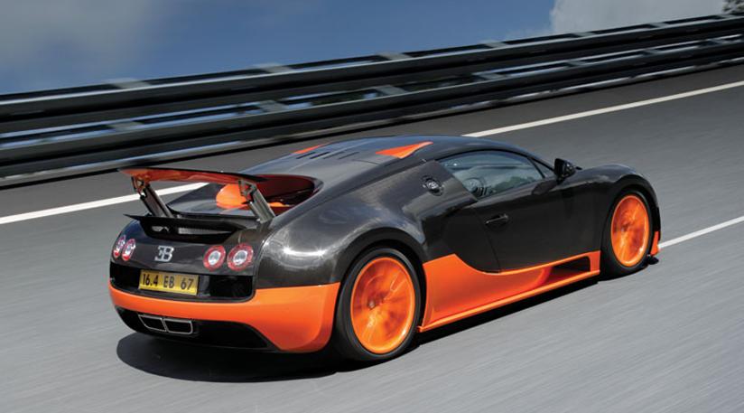 bugatti veyron super sport fastest car in the world auto revi. Black Bedroom Furniture Sets. Home Design Ideas