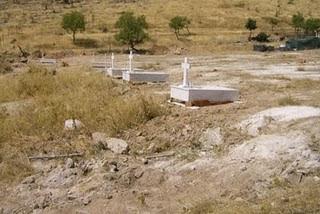 Το παράνομο νεκροταφείο βρίσκεται σε περιοχή NATURA 2000 και θα κατεδαφιστεί