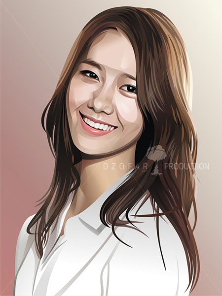 Vector Real Yoona