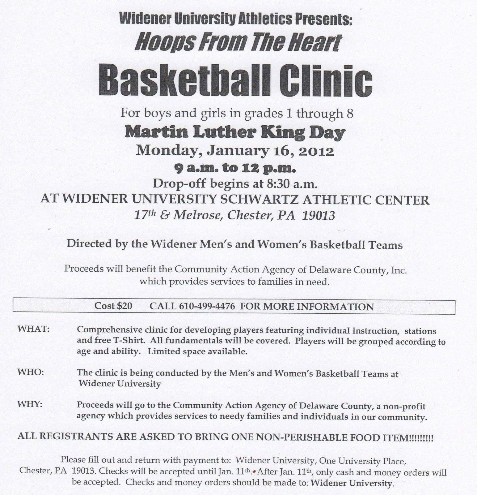 Basketball Camp Registration Form Template Erkalnathandedecker
