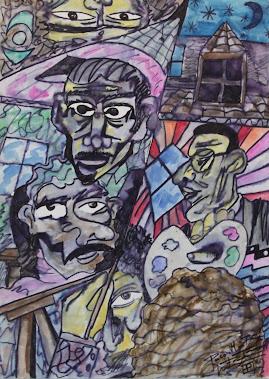 Pintor y poeta 7-6-90
