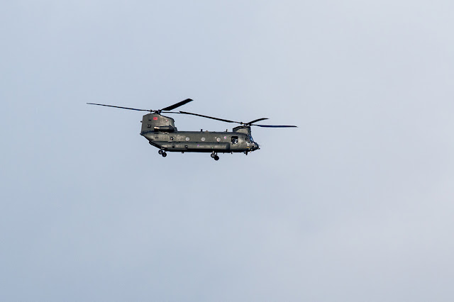 Chinook Helicopter?