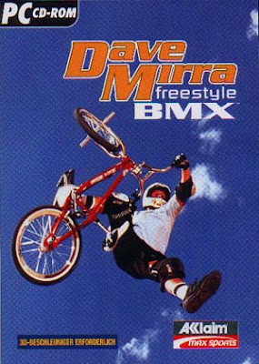 Dave Mirra Freestyle BMX PC Game