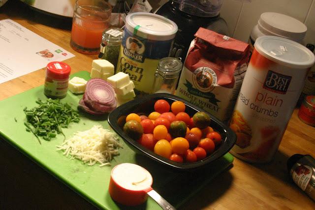 Corn Meal Recipe, savory pies