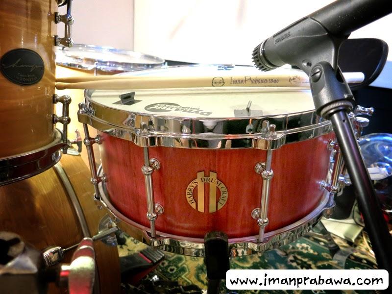 Les Drum Tetapi Tidak Punya Drum