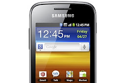 Android Samsung Young Duos (GT-S6102)