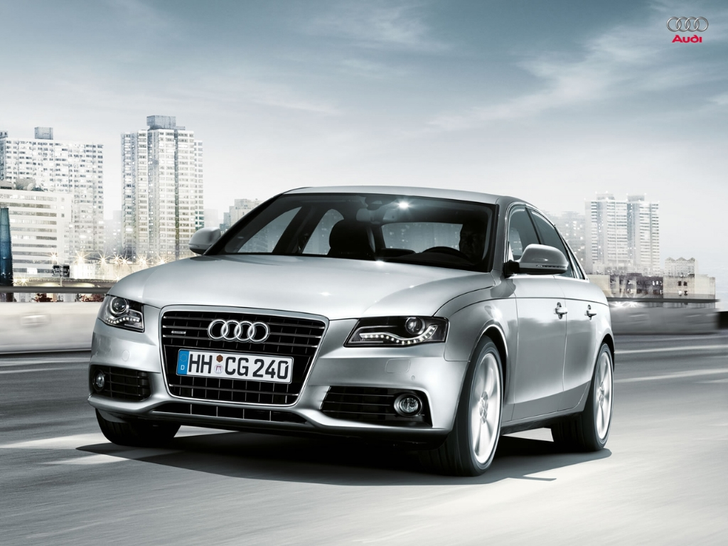 Auto Cars Wallpapers 2010 Audi A4 Wallpaper