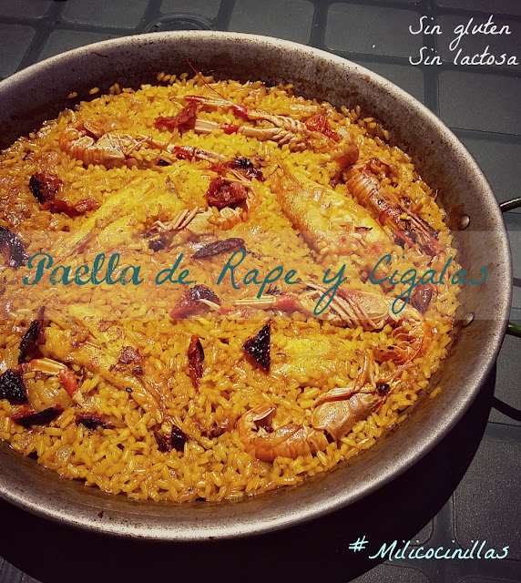 paella-valenciana-rape-cigalas