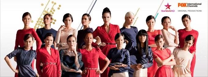 SENARAI 16 FINALIST ASIA'S NEXT TOP MODEL MUSIM KE 2