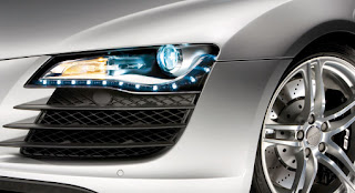 Audi Led Headlights A4