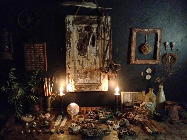 Blog deco spécial murs noirs