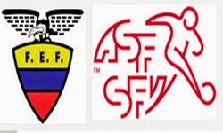 مشاهدة مباراة سويسرا و الإكوادور اليوم 15-6-2014 بث مباشر كأس العالم