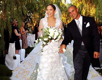 Jennifer Lopez Wedding