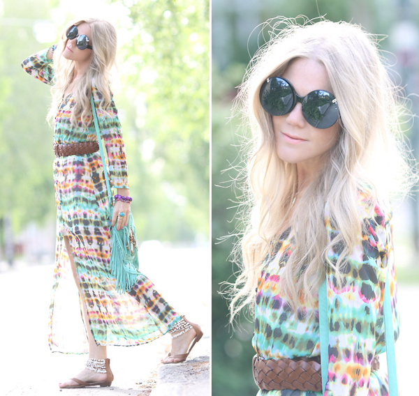 tendencia tie dye - look inspiração