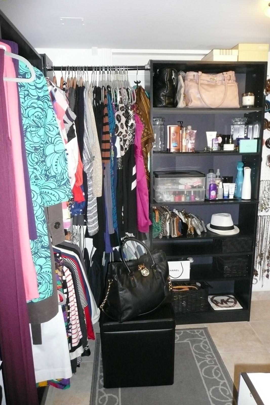 Updated Closet!!