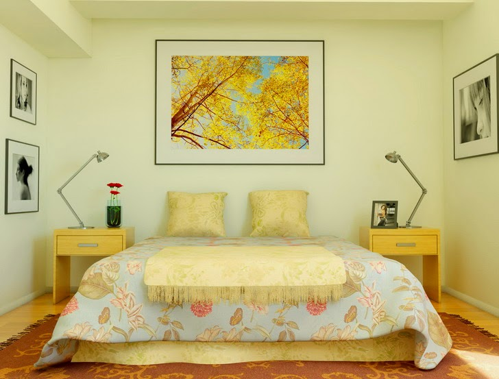 Tips to modify your space for this winter with less budget Low cost wall decor