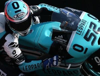 Hasil Lengkap Latihan Bebas 2 Moto3 Brno, Ceko 2015