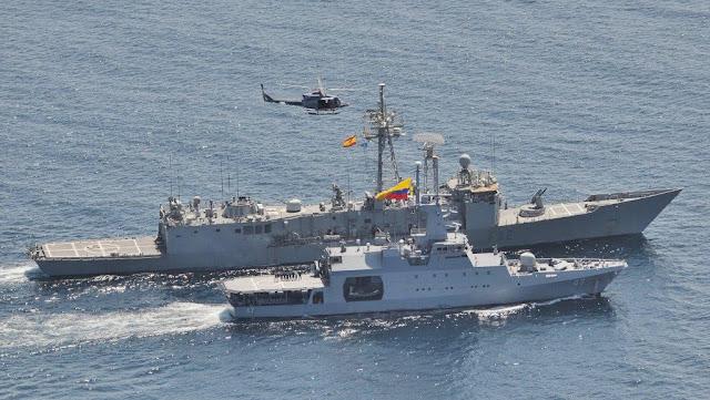 Luego de navegar por los mares del Océano Índico y del Golfo de Adén ejecutando misiones de seguridad con la OTAN, el ARC 7 de Agosto regresa a Colombia.