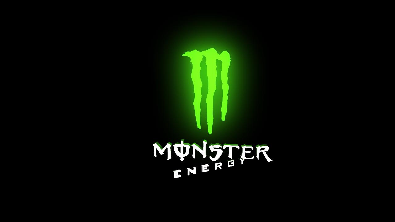 Monster energy логотип