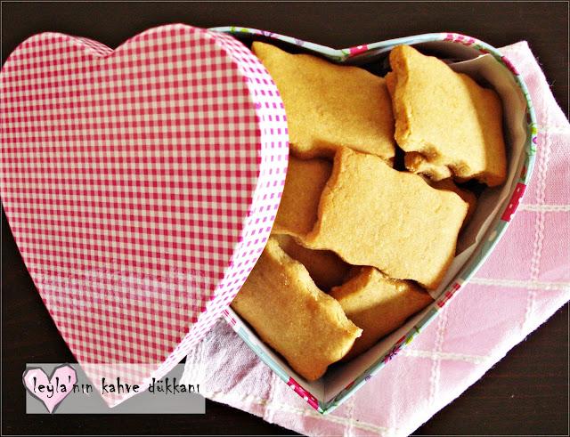 ev yapımı bebek bisküvisi