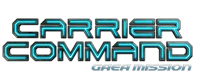 Carrier Command: Gaea Mission Logo - We Know Gamers