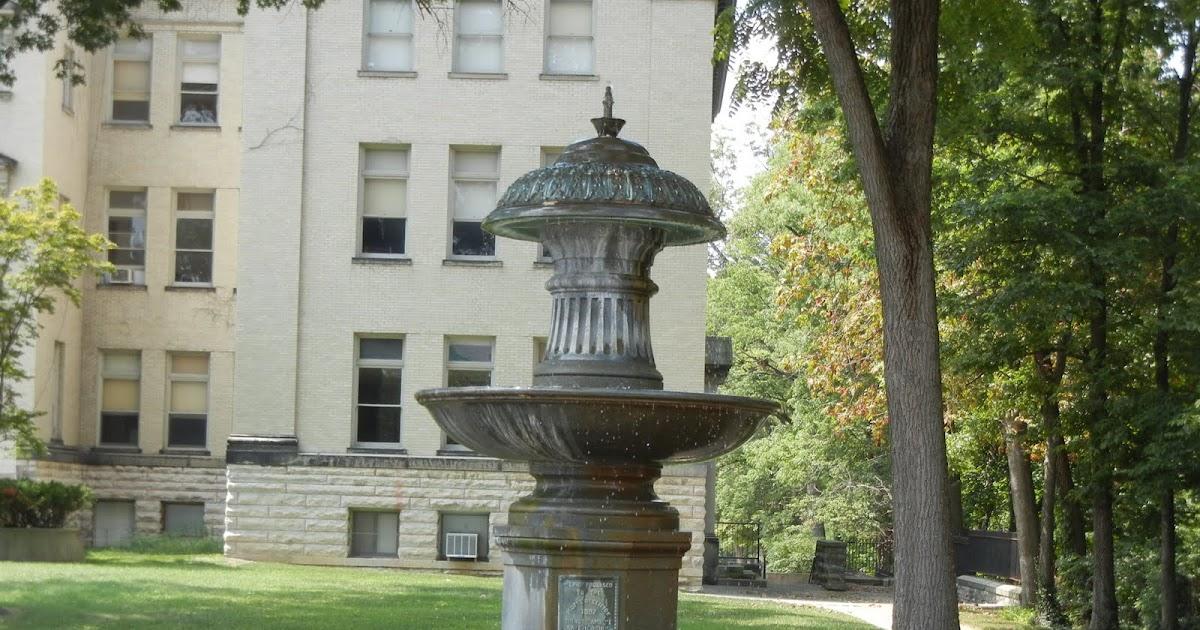 queen city tour  probasco fountain