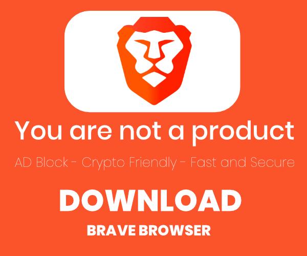 Brave Ads Banner