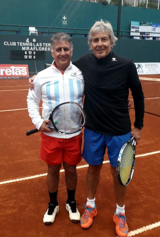"""ITF SENIORS GRADO """"A"""" PERU - FINAL DEL TORNEO"""