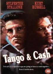 Tango e Cash Os Vingadores – Dublado