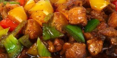 recetas de cocina pollo chino