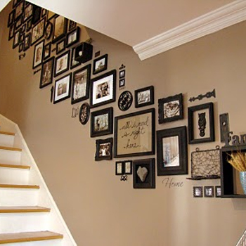Innovative Styles For Staircase Violet Fashion Art