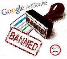Mengembalikan Blog Yang Di Banned Google Adsense