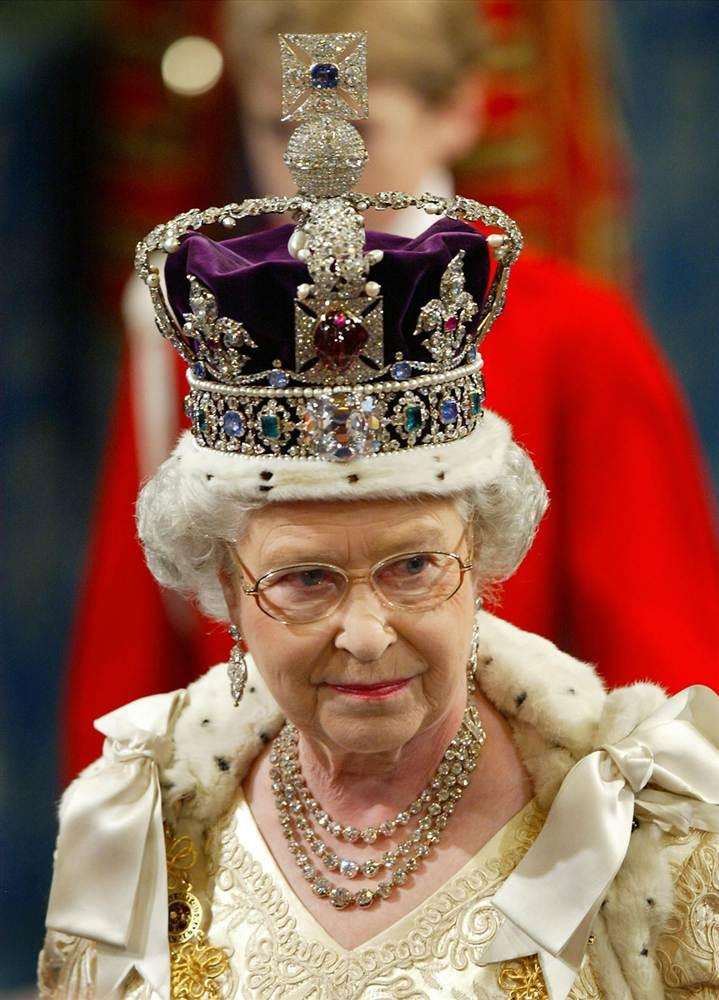 Queen Of England Crown Jewels Rockefeller: The virgi...