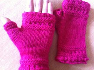 tricot deux mains
