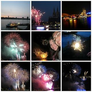 fireworks rhein Germany