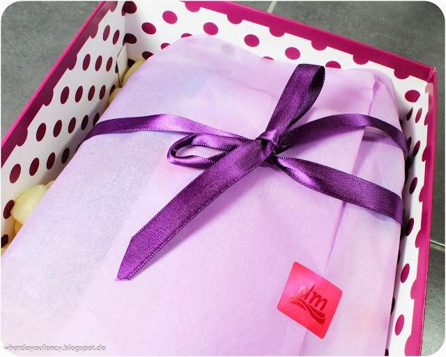 unwrapped: dm-Lieblinge-Box im September