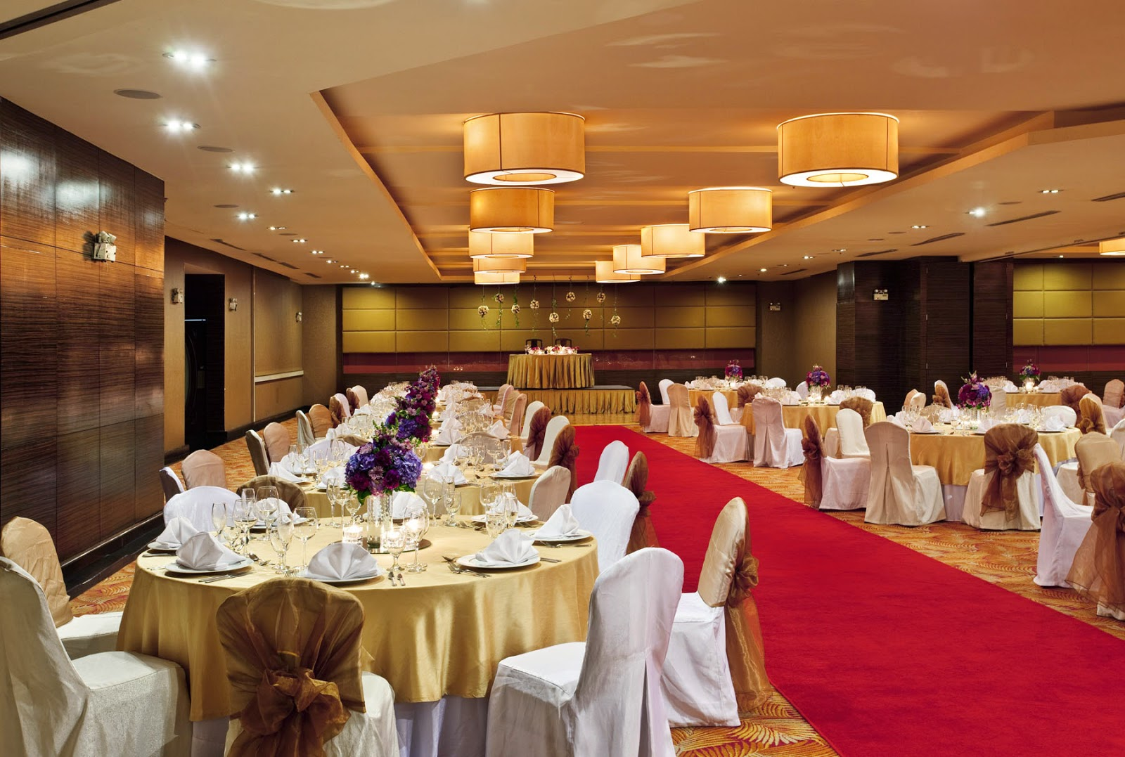 Mango Tours Crowne Plaza Manila Galleria Hotel Philippines Function Hall