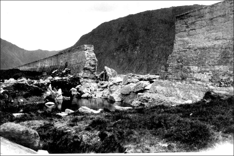 Image result for Eigiau & Coedty dam