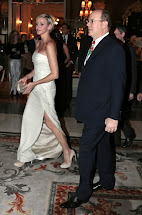 Princess Charlene & Prince Albert