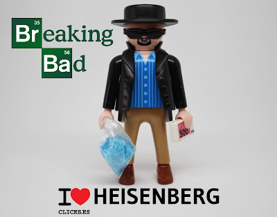 I love clicks breaking bad heisenberg
